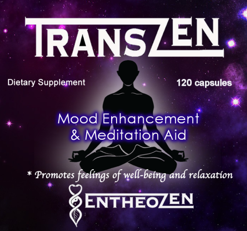 TransZen-Mood Enhancement & Meditation Aid