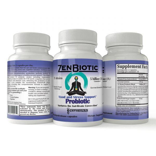ZenBiotic Probiotic