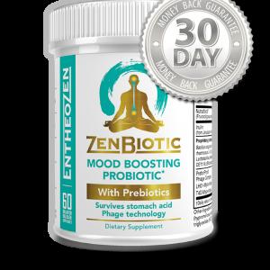 ZenBiotic - Mood Boosting Probiotic