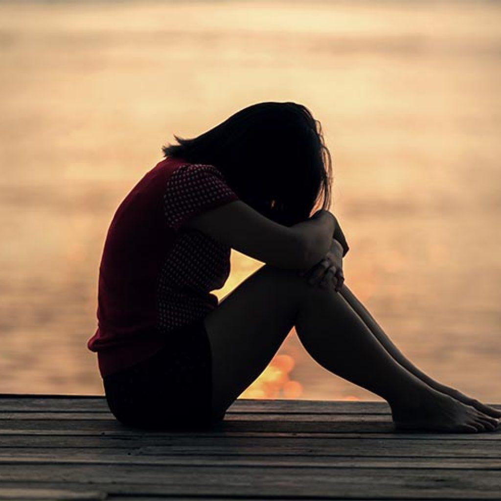 feeling sad and depressed