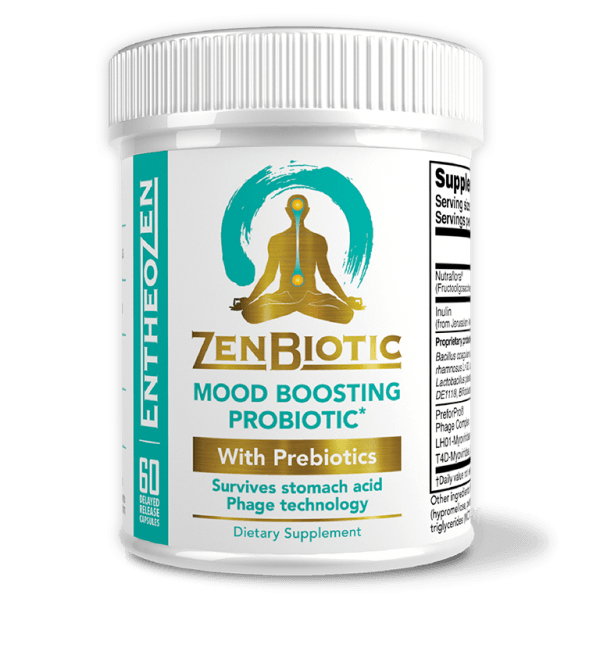ZenBiotic - Mood Boosting Probiotic