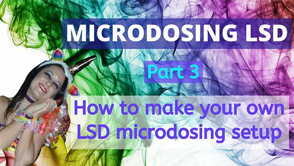MICRODOSING LSD part 3 thumbnail