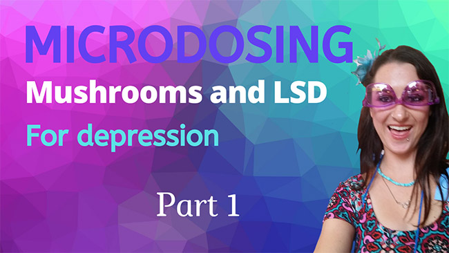Microdosing for Depression Video